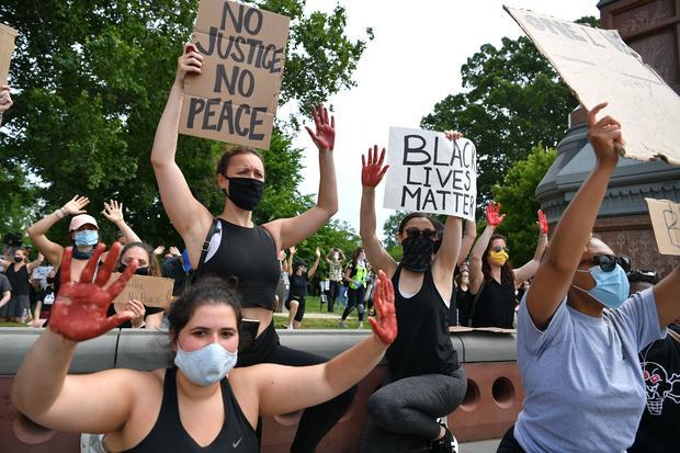 المظاهرات