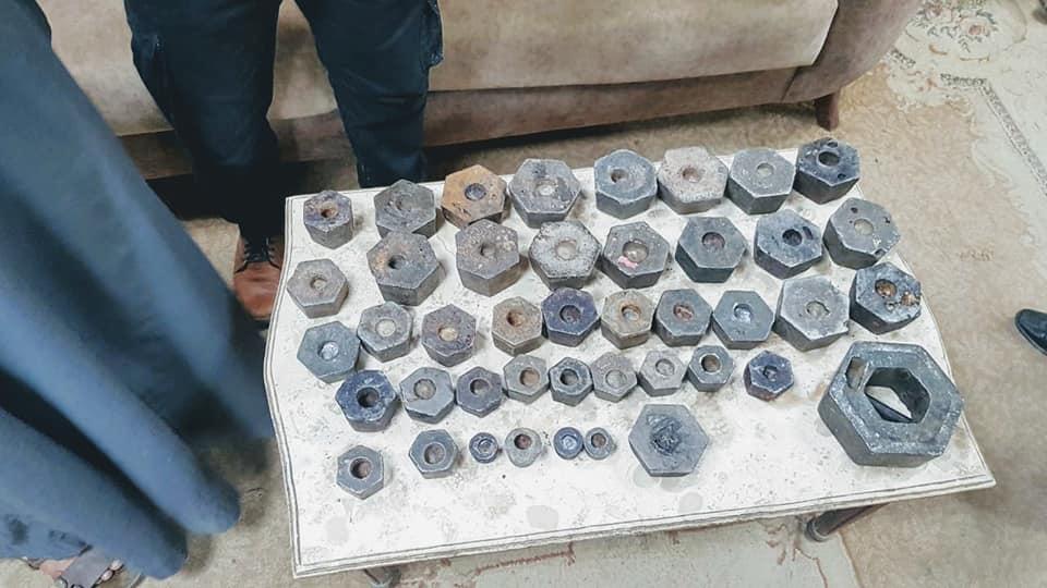 حى شرق سوهاج يحبط عملية غش للموازين (5)