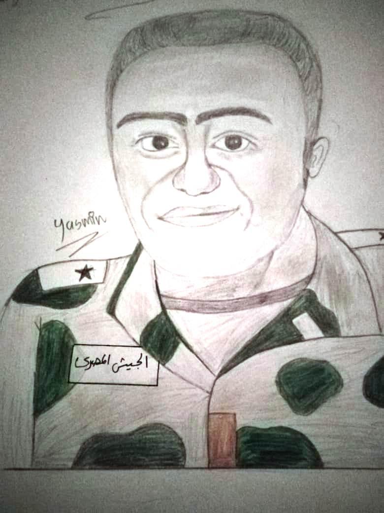 الشهيد خالد مغربى الشهير بالدبابه