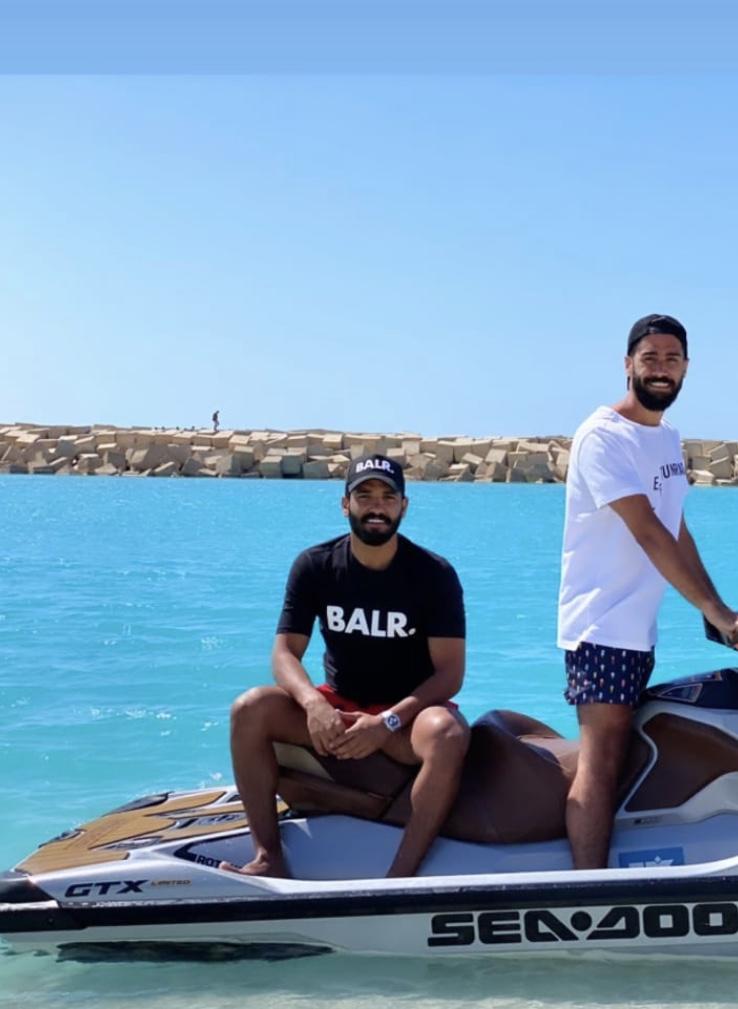 صالح في البحر
