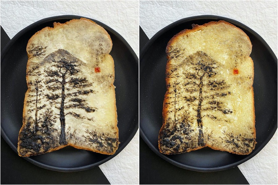 This-Edible-Toast-Art-By-A-Japanese-Artist-Will-Make-You-Hungry-3