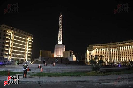 ميدان التتحرير فى أجمل صوره