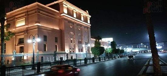 المتحف المصرى بميدان التحرير