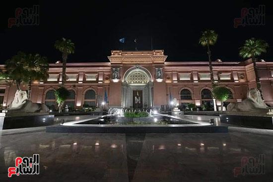 المتحف المصرى 1