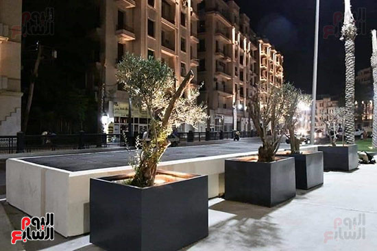 ميدان التحرير بعد التطوير