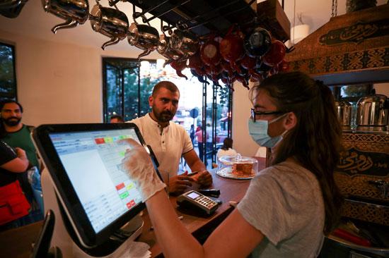 فتح المقاهى والكافتيريات الأردنية