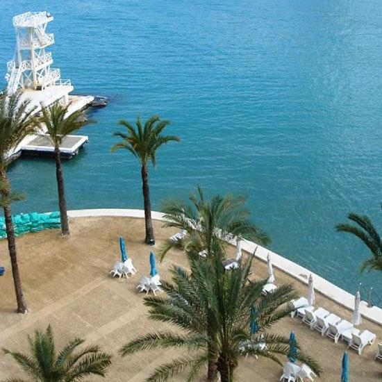 الشواطئ-الخاصة-للفنادق