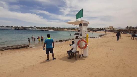 فحص 25 فندقا بالبحر الأحمر لمنحهم شهادة استقبال السياحة الداخلية (2)