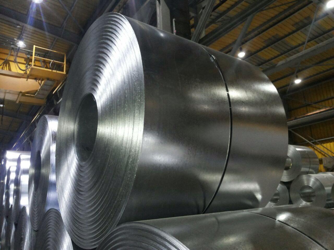 صناعة الصلب المسطح (2)