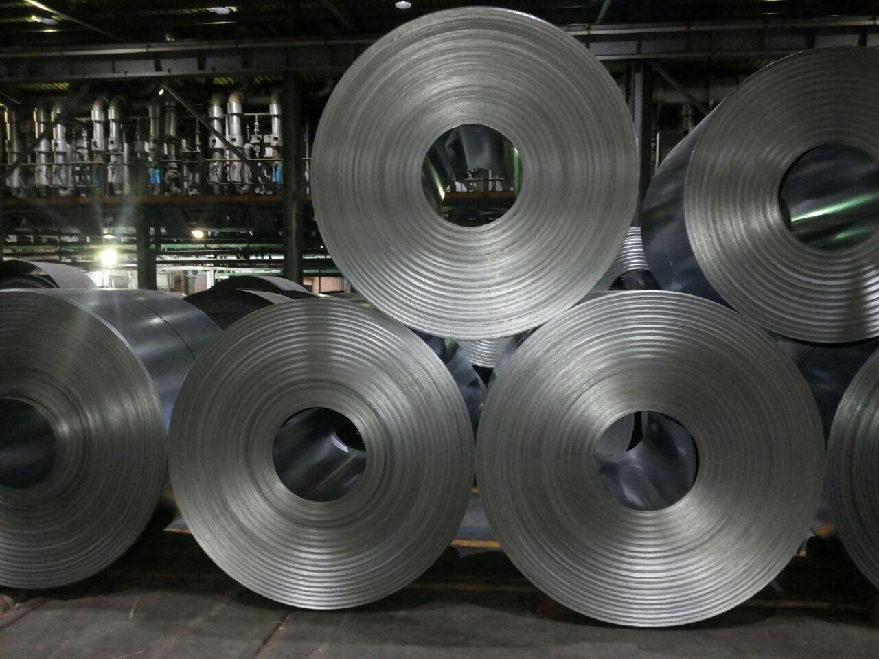 صناعة الصلب المسطح (1)