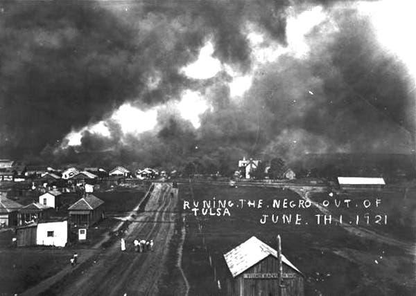 عدد من الحرائق بحي جرينوود