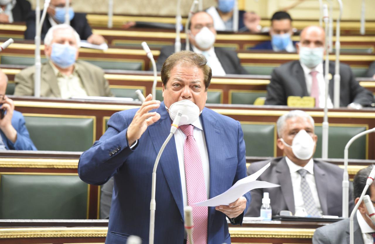 رجل الأعمال النائب محمد أبو العينين (1)