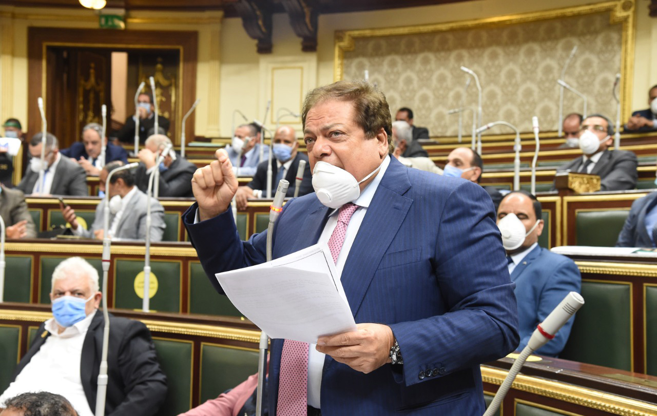 رجل الأعمال النائب محمد أبو العينين (2)