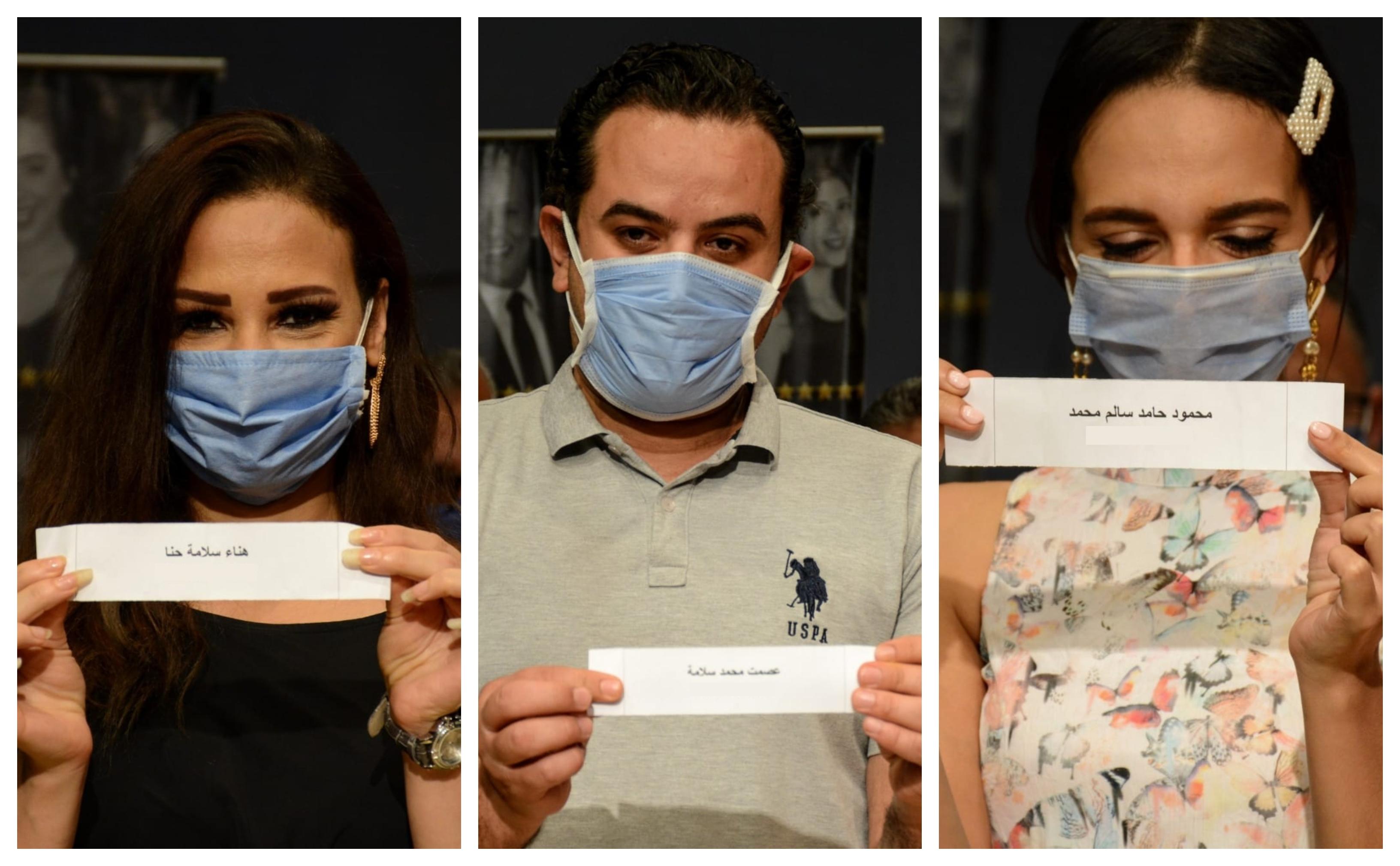 اعلان جوائز فوازير سينما مصر