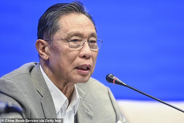 كبير خبراء الصين فى مجال فيروس كورونا