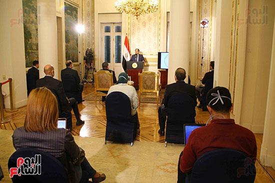 مؤتمر صحفى لوزيرى الاعلام والماليه (19)