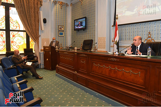 لجنة الثقافة والإعلام بمجلس النواب (2)