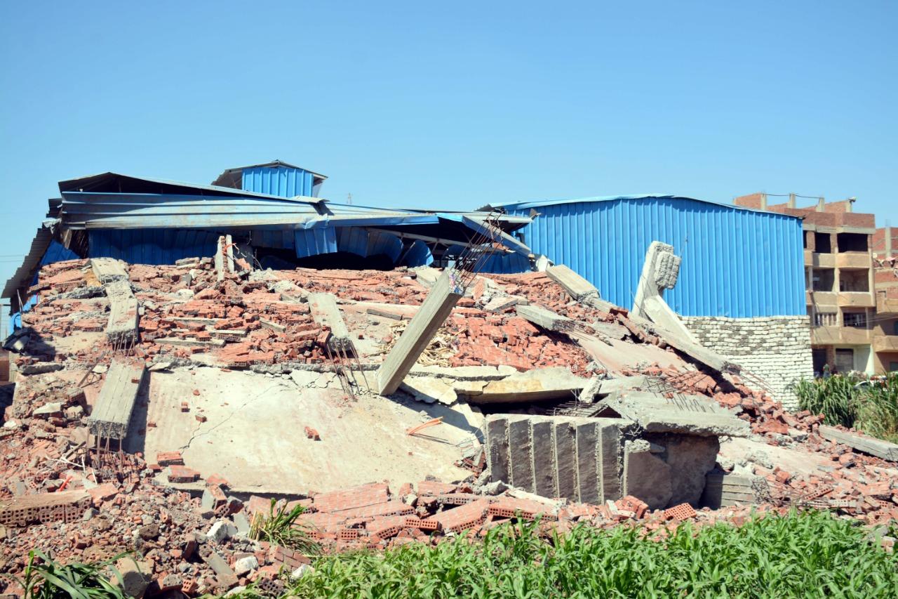 إ.الة مخالفات البناء