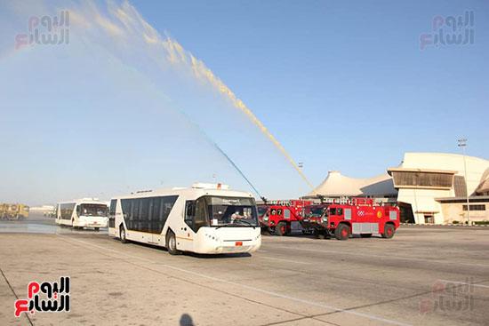 مطار شرم الشيخ الدولى (7)