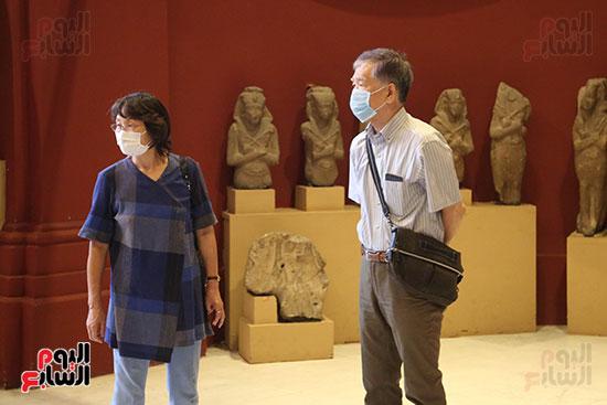 فتح المتحف امام الزوار  (20)