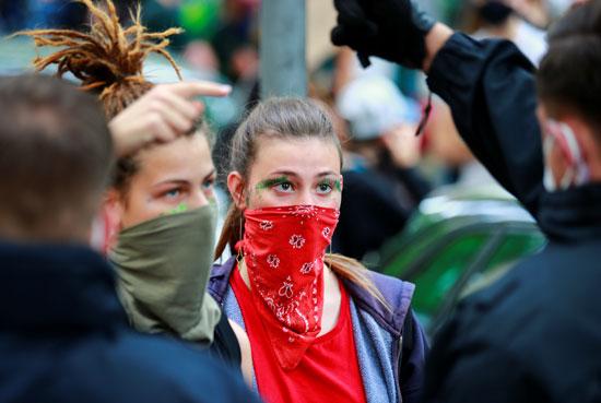 مظاهرات ضد التغير المناخى بألمانيا