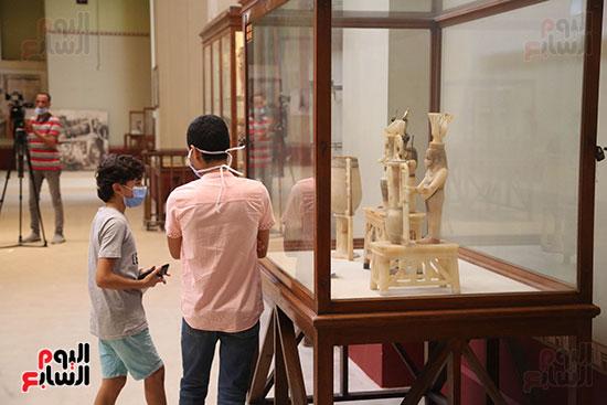 فتح المتحف امام الزوار  (14)