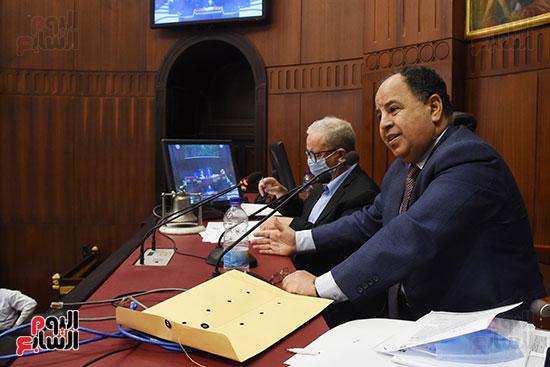 لجنة الخطة والموازنة بمجلس النواب (14)