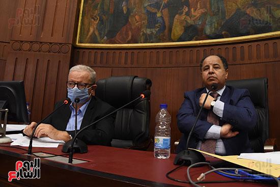 لجنة الخطة والموازنة بمجلس النواب (5)
