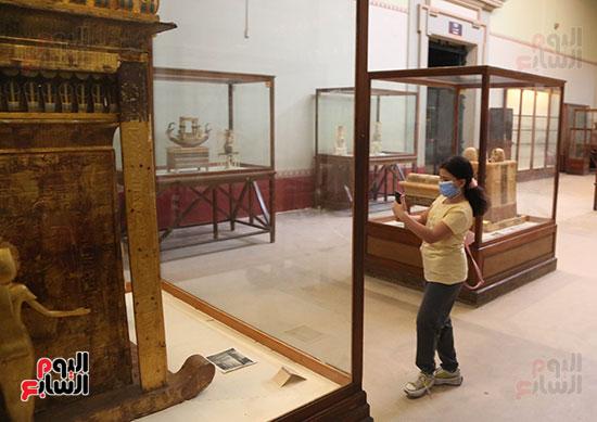 فتح المتحف امام الزوار  (15)