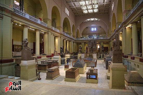 فتح المتحف امام الزوار  (9)