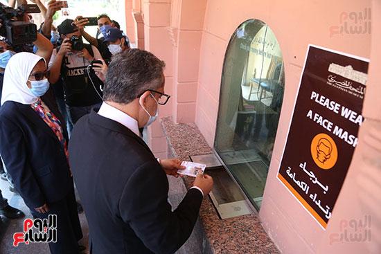 فتح المتحف امام الزوار  (29)