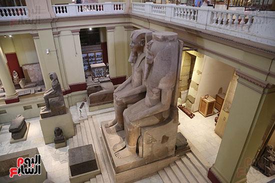 فتح المتحف امام الزوار  (18)