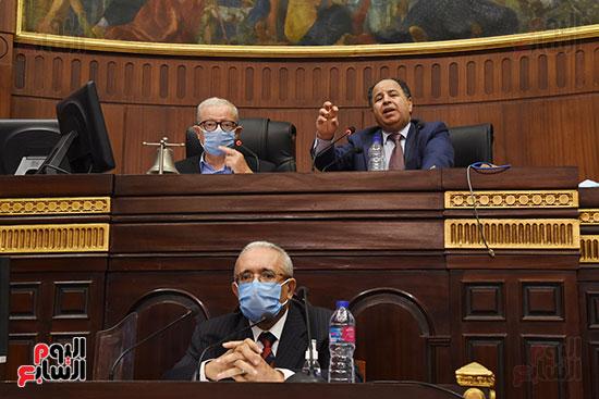 لجنة الخطة والموازنة بمجلس النواب (9)