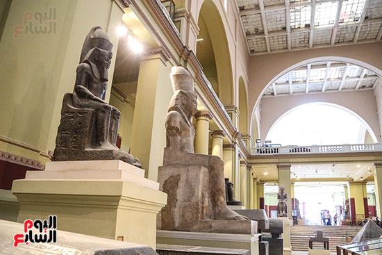 فتح المتحف امام الزوار  (7)