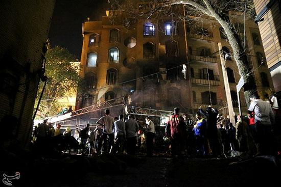 انفجار المركز الطبى