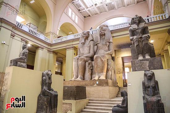 فتح المتحف امام الزوار  (8)
