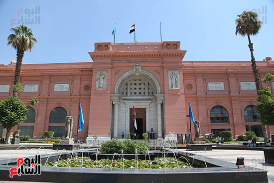 فتح المتحف امام الزوار  (5)