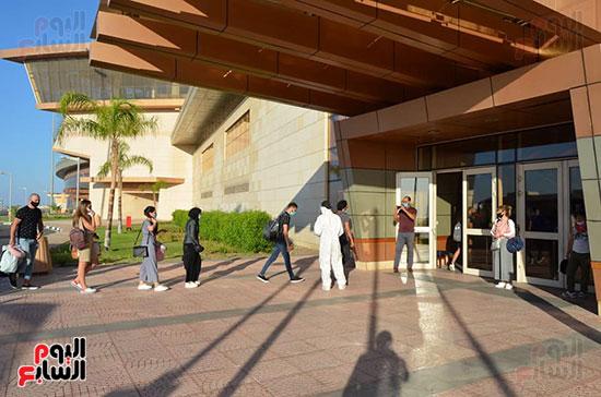 مطار شرم الشيخ الدولى (2)