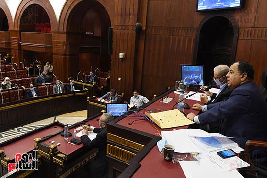 لجنة الخطة والموازنة بمجلس النواب (13)