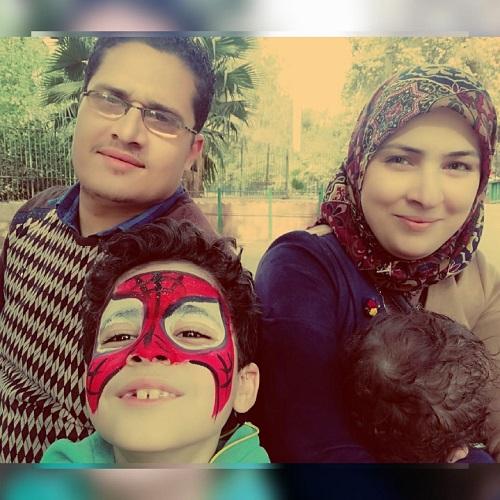 ياسين أصغر شيف فى مصر (2)