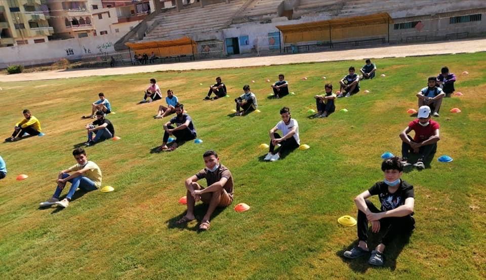 مركز شباب مدينة العريش يواصل أنشطته  (3)
