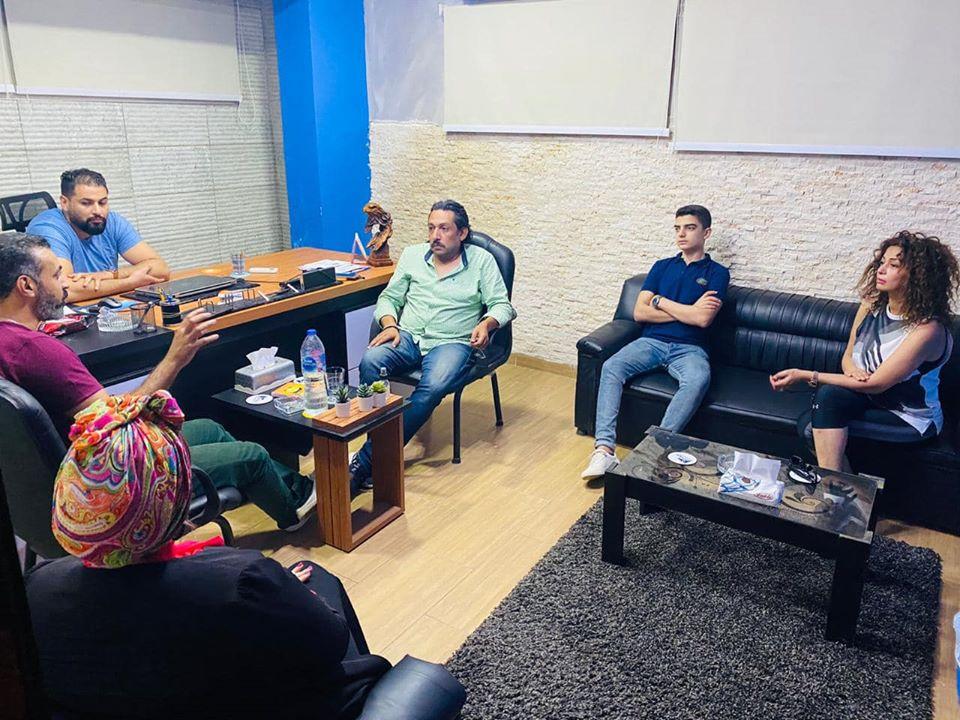 معتز هشام وداليا مصطفى