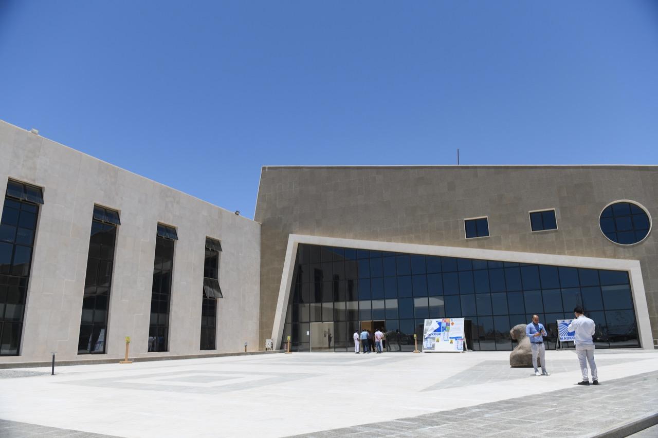لافتات متحف شرم الشيخ (5)