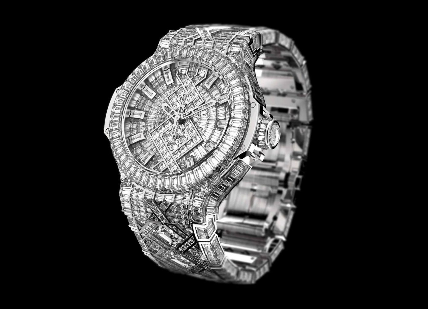 ساعة Hublot Big Bang