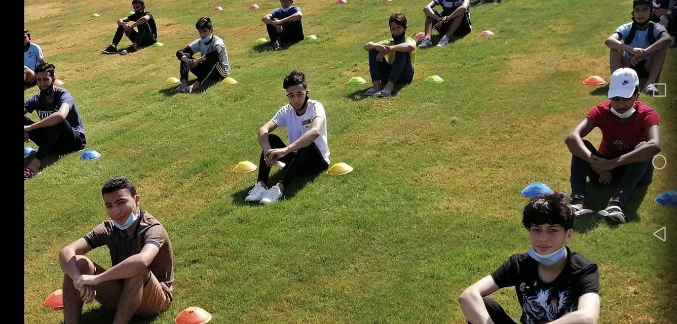 مركز شباب مدينة العريش يواصل أنشطته  (2)