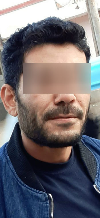 المتهم بقتل شقيقه بقرية بنى شبل