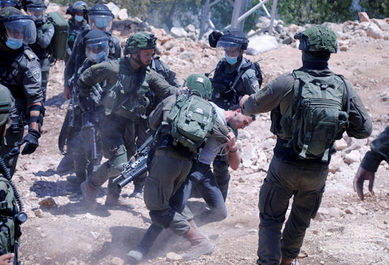 عنف الاحتلال
