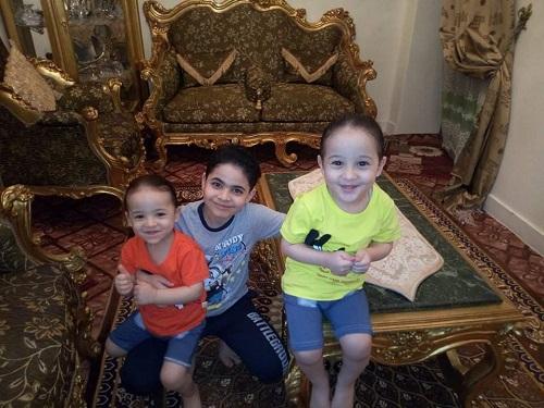 ياسين أصغر شيف فى مصر (3)