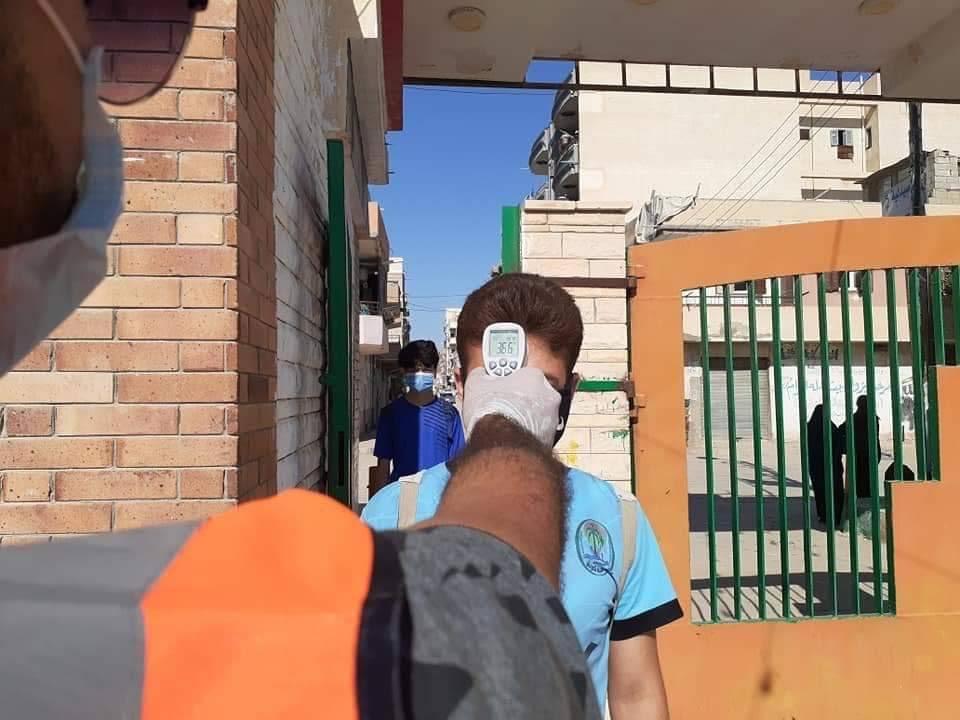 مركز شباب مدينة العريش يواصل أنشطته  (8)