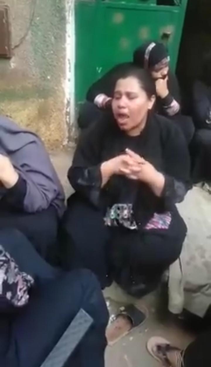 والدة الطفلة تطالب بالقصاص